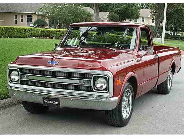 Picture of '70 C/K 10 - NGN5