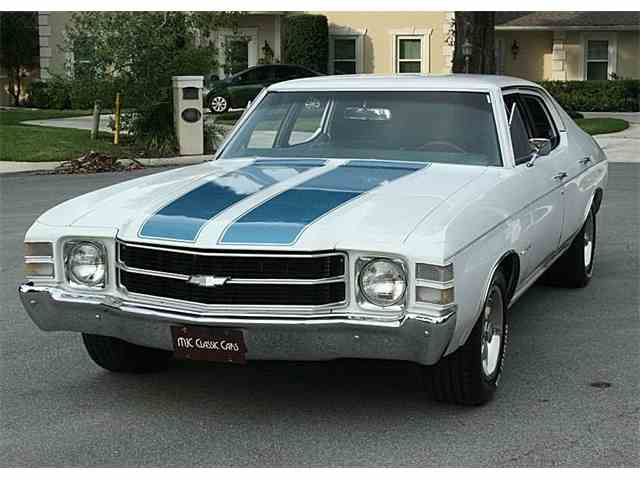 Picture of '71 Malibu - NGN7