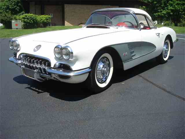 Picture of Classic '59 Chevrolet Corvette Offered by  - NGND