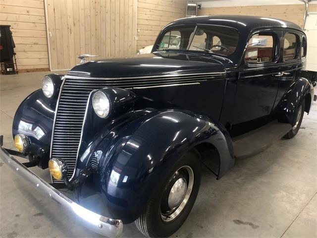 Picture of '37 Studebaker Dictator located in Ellington Connecticut - $13,900.00 Offered by  - NGNE