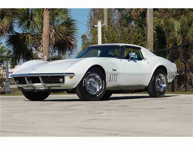 Picture of Classic '69 Corvette Offered by  - NGO8