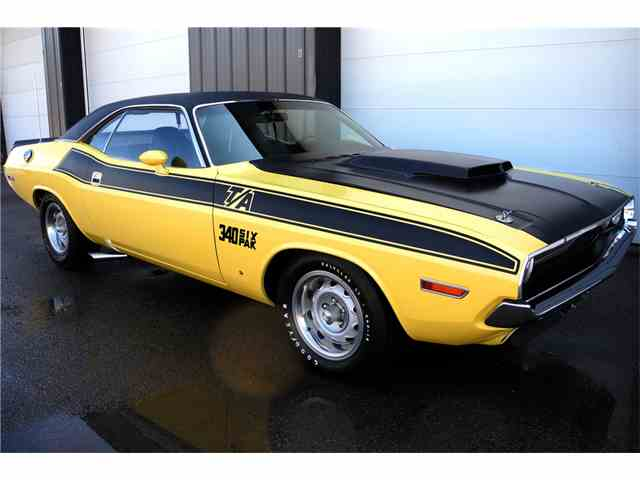 Picture of '70 Challenger T/A - NGOQ