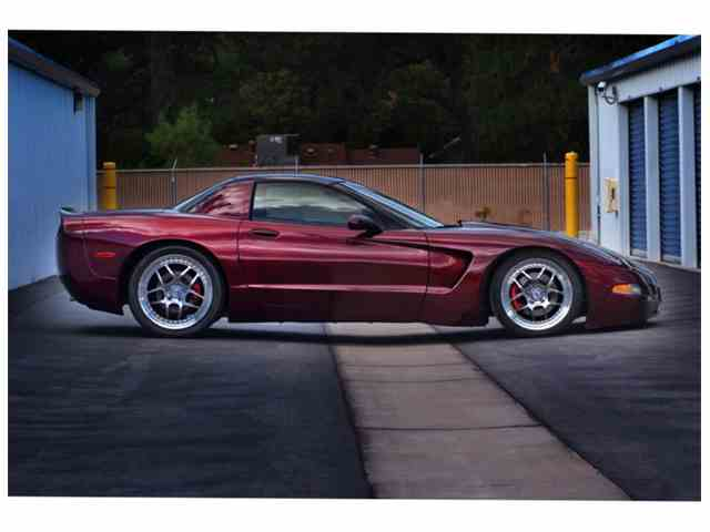 Picture of '02 Corvette - NGP8
