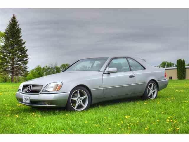 Picture of 1995 Mercedes-Benz 600S located in Minnesota - $14,500.00 - NGP9