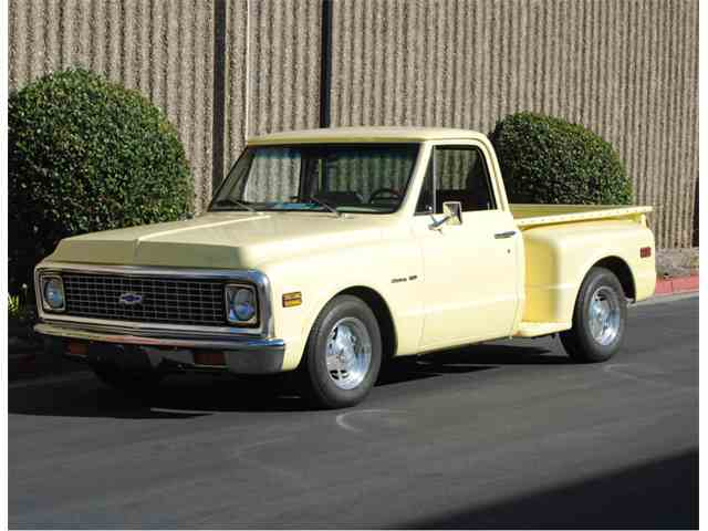 Picture of '71 C10 - NGPA