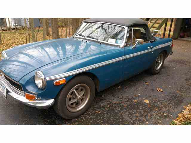 Picture of '73 MGB - NGPD