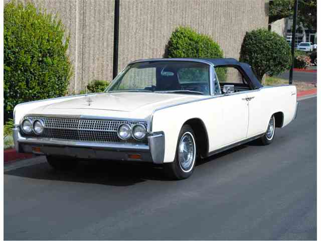 1961 to 1963 Lincoln Continental for Sale on ClicCars.com