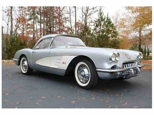Picture of '59 Corvette - NGPO