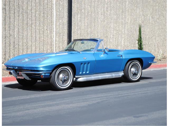 Picture of '66 Corvette - NGPS
