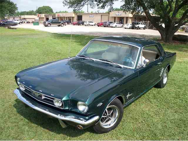 Picture of '66 Mustang - NGQ1