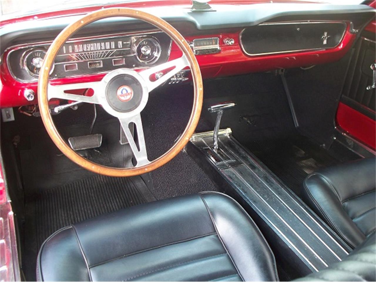 Large Picture of '65 Mustang - NGQ2