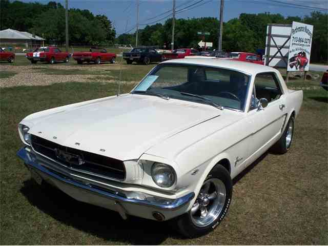 Picture of '65 Mustang - NGQ3
