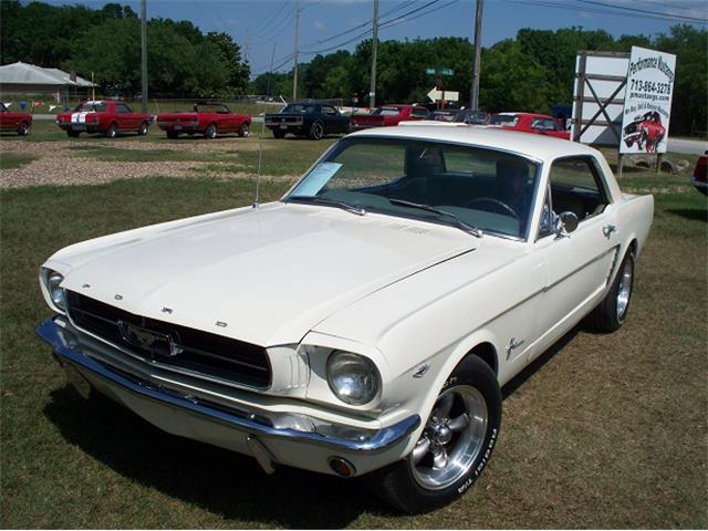 Picture of 1965 Mustang located in Texas - $21,995.00 Offered by  - NGQ3