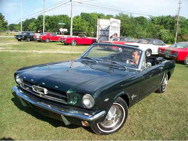Picture of '65 Mustang located in CYPRESS Texas - $23,995.00 - NGQ4
