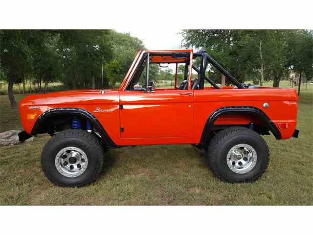Picture of Classic '68 Ford Bronco located in Texas - NGQB