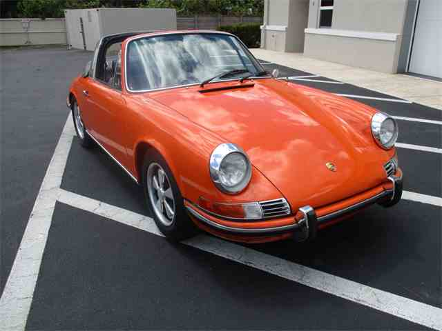 Picture of Classic 1969 Porsche 911 located in Bedford Heights Ohio - $109,900.00 - NGQD
