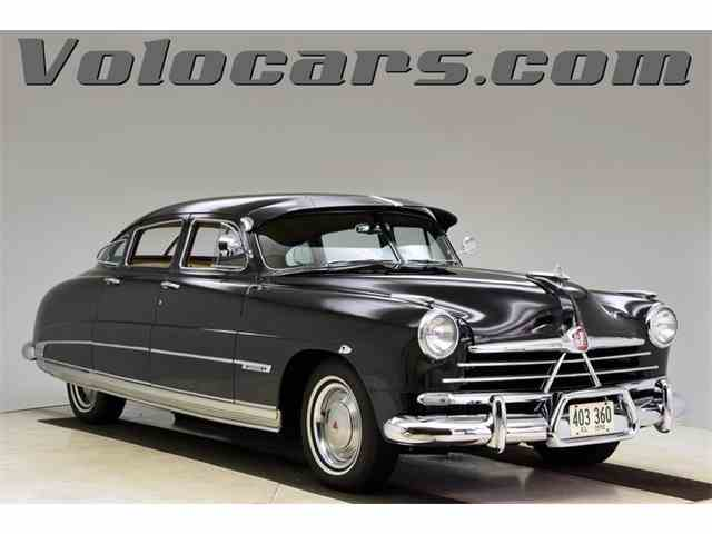 Picture of Classic 1950 Hudson Commodore located in Volo Illinois Offered by  - NGQQ