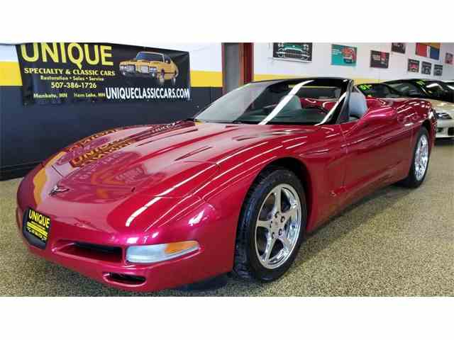 Picture of '02 Corvette - NGQU