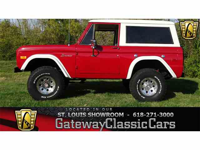 Picture of '74 Bronco - NGR4