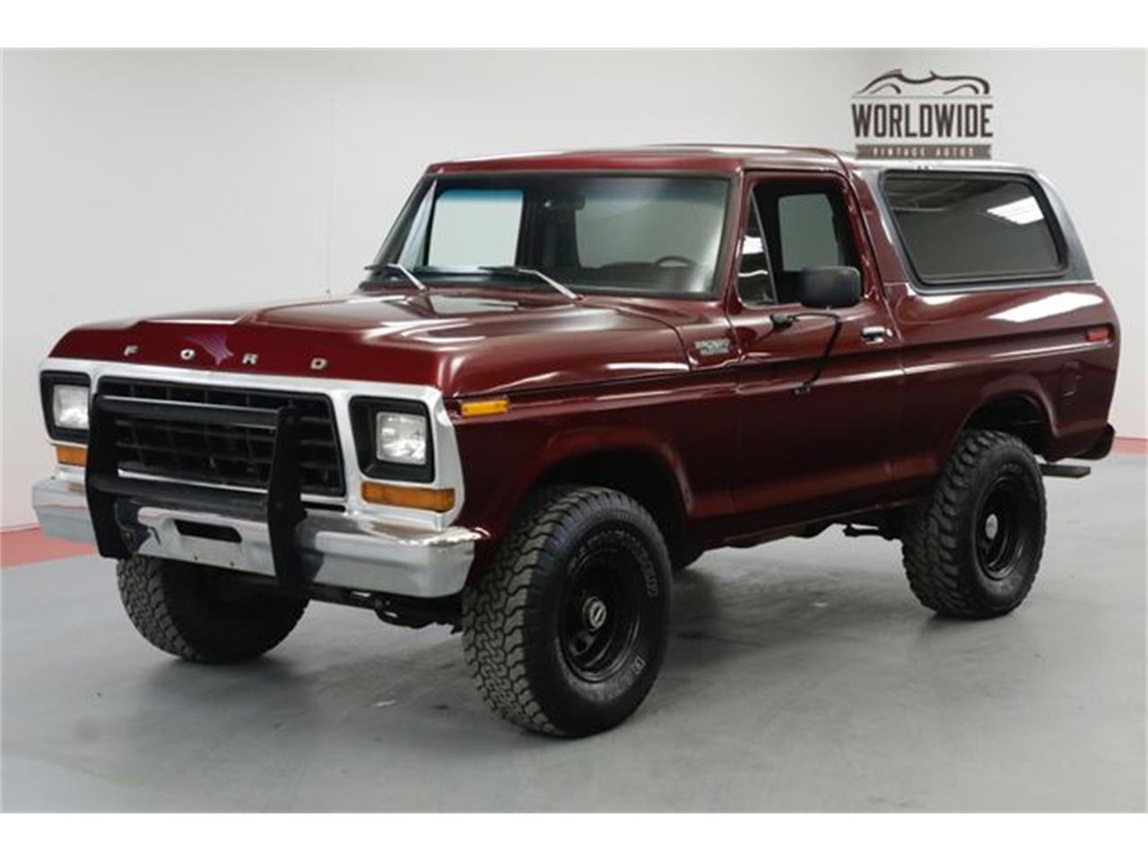 1979 Ford Bronco For Sale Classiccars Com Cc 1094816