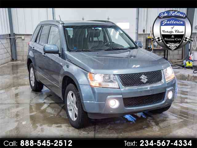 Picture of 2006 Suzuki Grand Vitara - NGRM