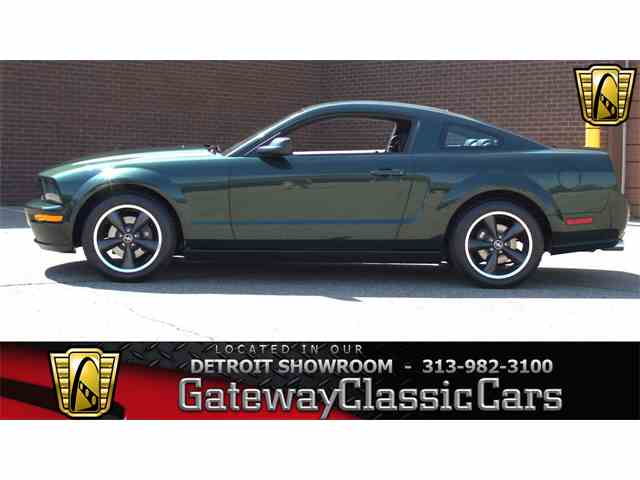 Picture of '08 Mustang - NGRP