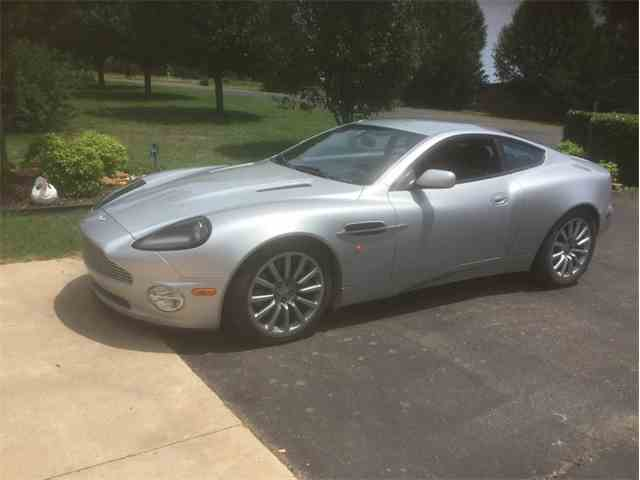 Picture of '02 Vanquish - NGSI