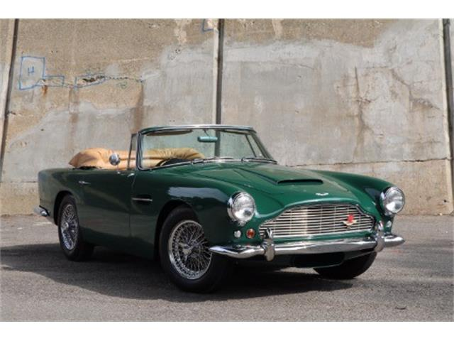 Picture of Classic '62 Aston Martin DB4 located in Astoria New York - $1,325,000.00 - NGSY