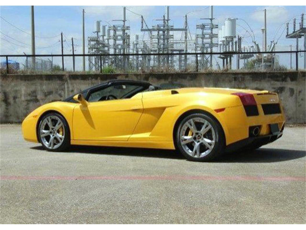 2007 Lamborghini Gallardo For Sale Classiccars Com Cc 1094870