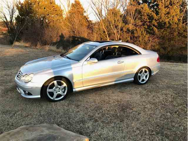 Picture of '07 CLK 550 - NGU5