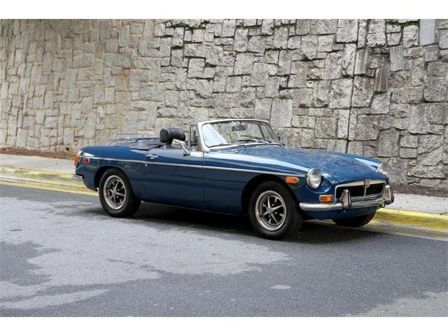 Picture of '73 MGB - NGU9