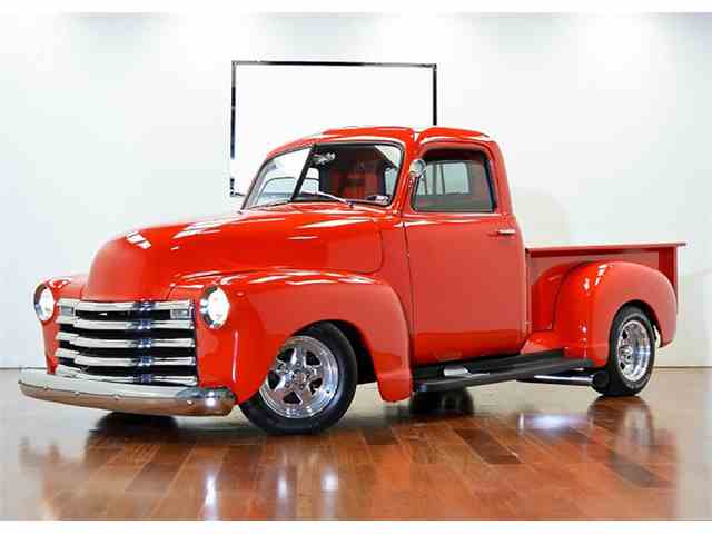 Picture of Classic 1949 Chevrolet 3100 located in Tulsa Oklahoma Auction Vehicle Offered by  - NGUC
