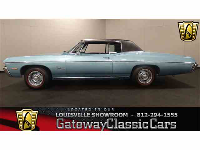 Picture of Classic '68 Chevrolet Impala located in Memphis Indiana - $22,995.00 - NGUG