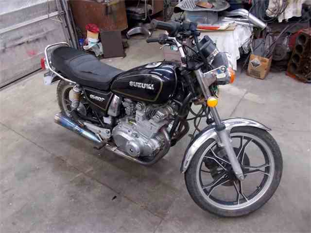 Picture of 1982 Suzuki Motorcycle - $1,190.00 Offered by  - NGUT