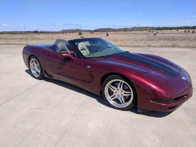 Picture of '03 Corvette - NGUV