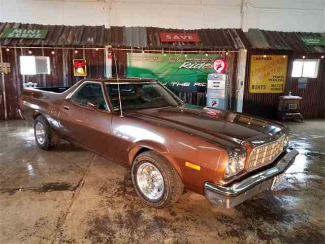 Picture of '73 Ranchero - $11,500.00 Offered by  - NDFI