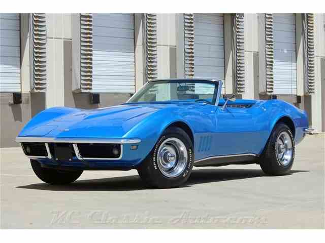 Picture of Classic 1968 Chevrolet Corvette located in Lenexa Kansas - NGVF