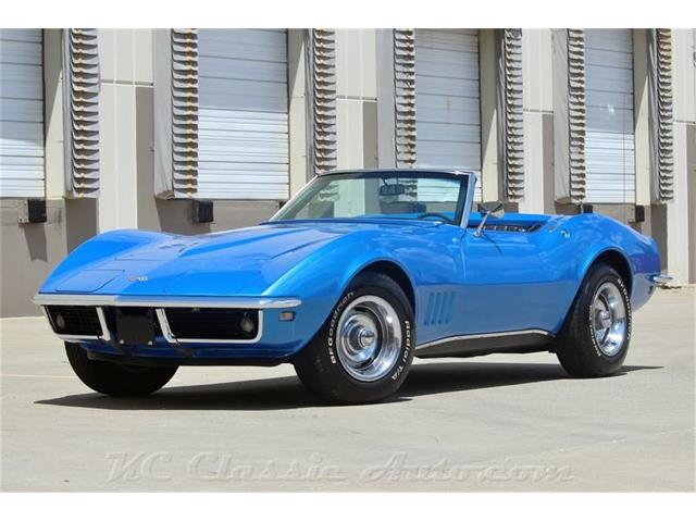Picture of Classic '68 Chevrolet Corvette Offered by  - NGVF