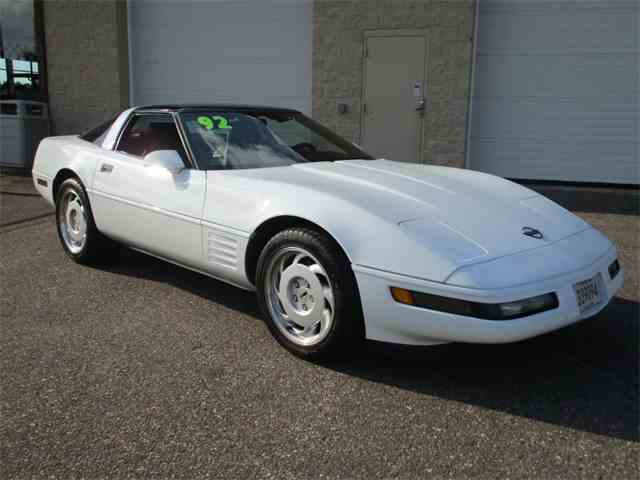 Picture of '92 Chevrolet Corvette - $10,900.00 Offered by  - NGVL