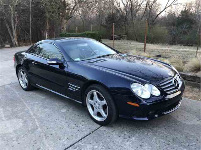 Picture of '03 SL-Class - NGVR