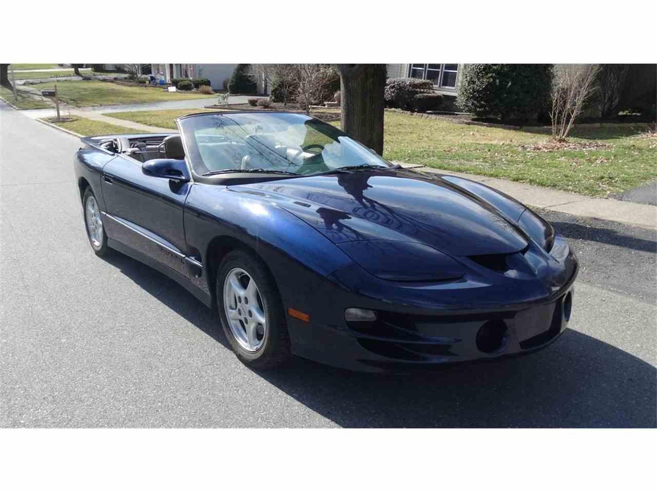 2001 Pontiac Firebird Trans Am for Sale   ClassicCars.com   CC-1094978