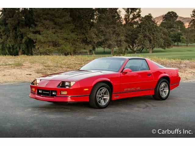 Picture of '87 Camaro IROC-Z - NGW5