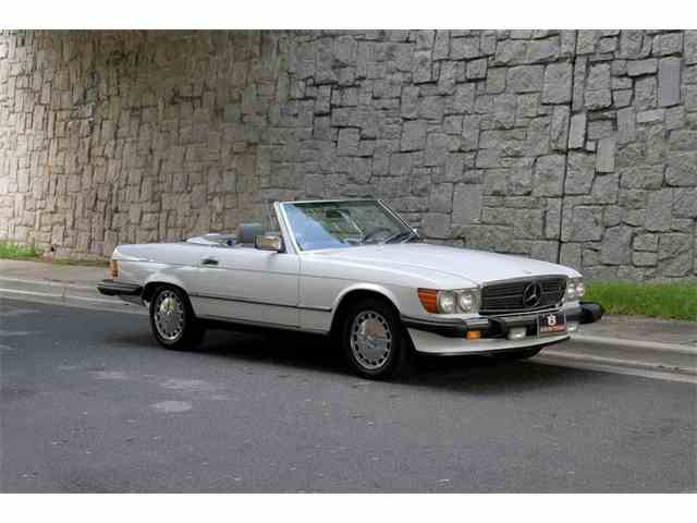 Picture of '86 560SL - NGW6