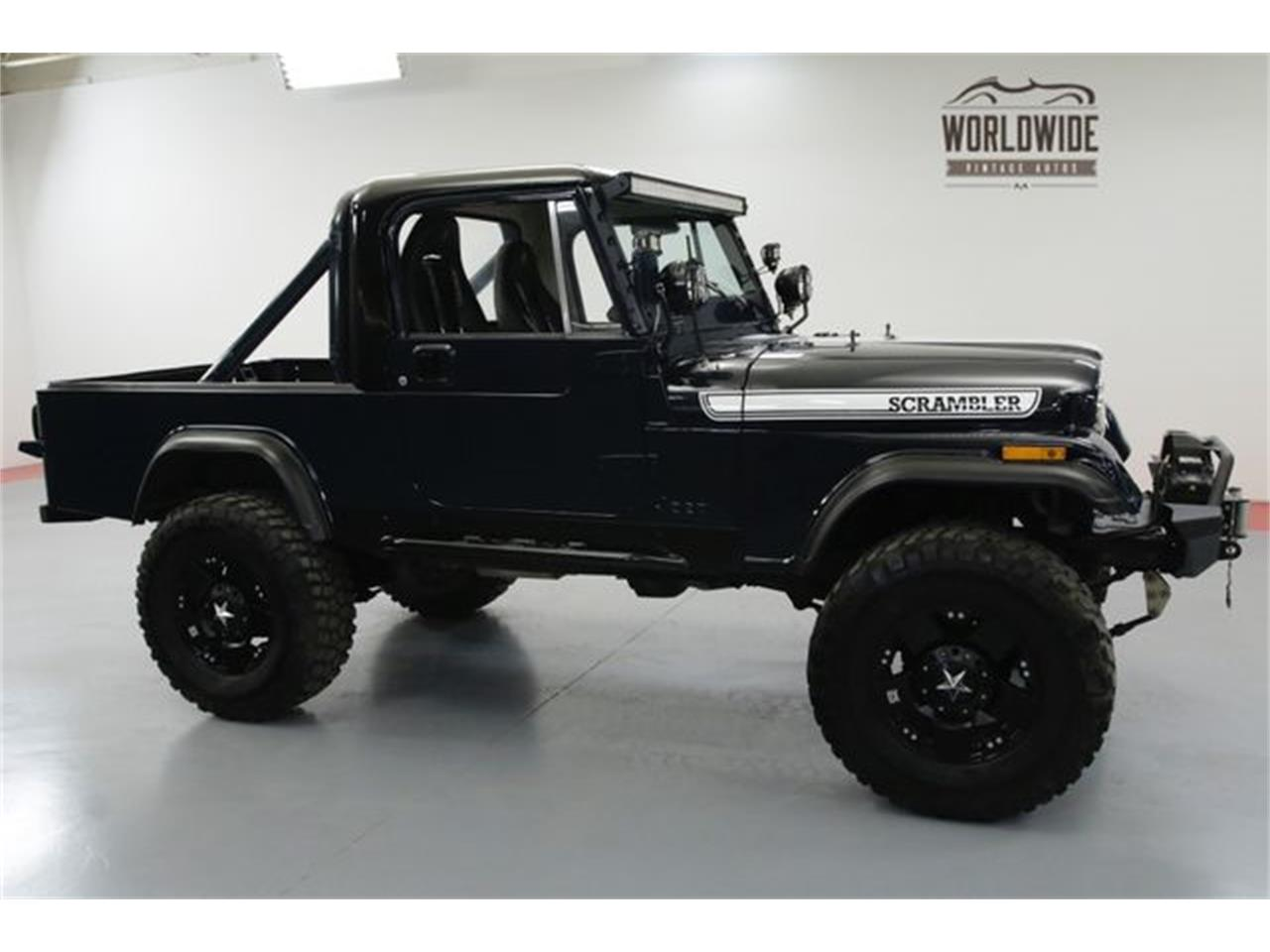 1981 Jeep Cj8 Scrambler For Sale Cc 1094985 Wiring Harness Large Picture Of 81 Ngw9