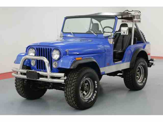 Picture of '73 CJ5 - NGWG