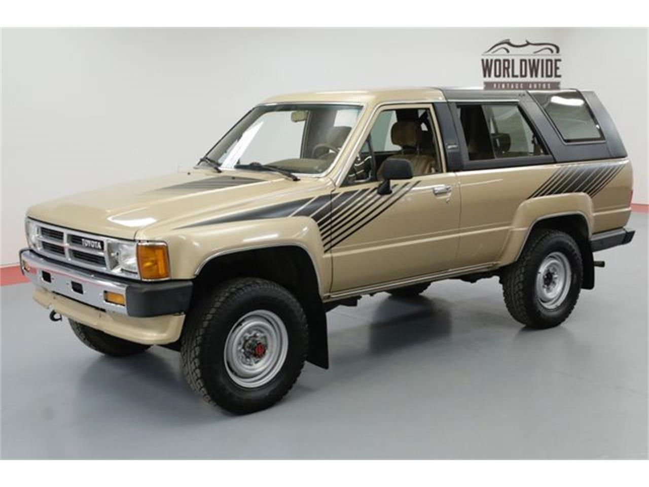 1989 Toyota 4runner For Sale Cc 1095001 1984 Large Picture Of 89 Ngwp