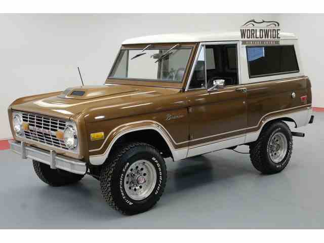 Picture of 1975 Ford Bronco - NGWT