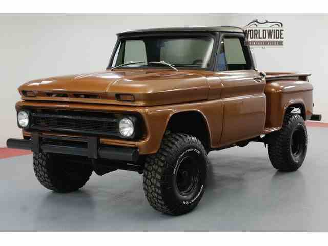 Picture of '66 Pickup - NGX0