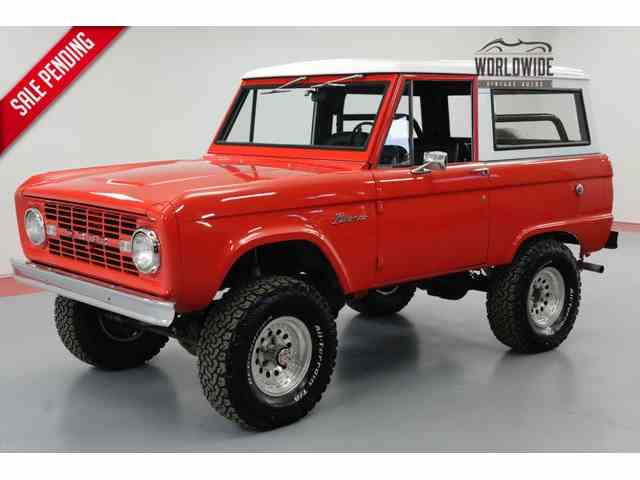 Picture of '66 Bronco - $33,900.00 Offered by  - NGX3