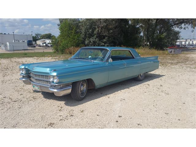 Picture of '63 DeVille - NGX7